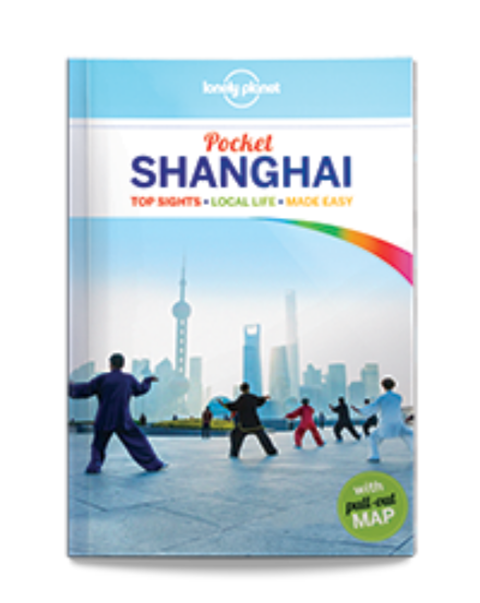 Cartographia  - Shanghai Pocket Lonely Planet