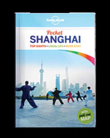 Cartographia  - Shanghai Pocket Lonely Planet