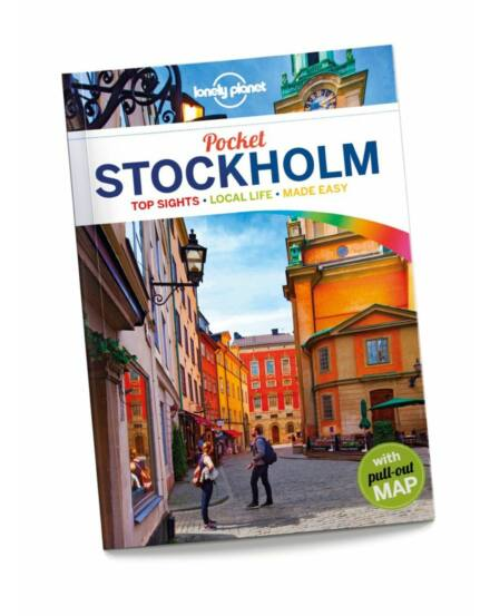 Cartographia  - Stockholm Pocket útikönyv Lonely Planet