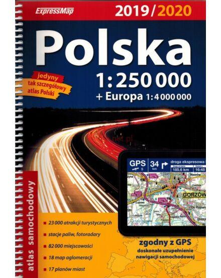 Cartographia  - Lengyelország atlasz