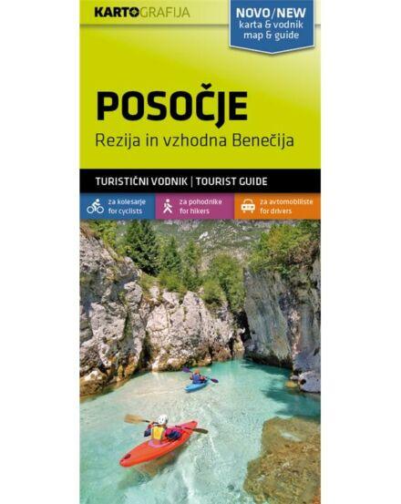 Cartographia  - Posocje turistatérkép