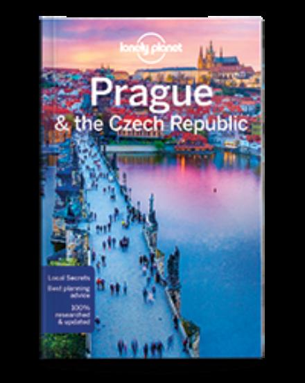 Cartographia  - Prága és Csehország útikönyv Lonely Planet