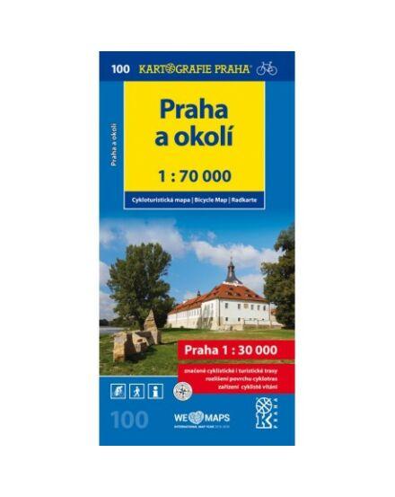 Cartographia  - CM 100 - Praha a okolí