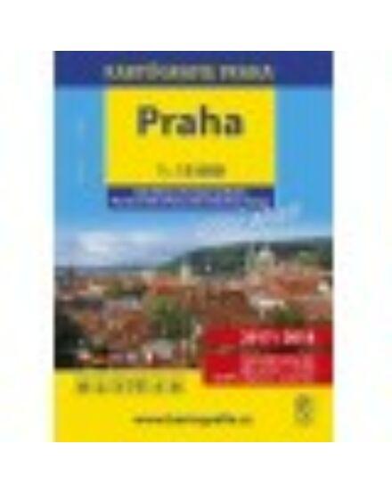 Cartographia  - Prága atlasz