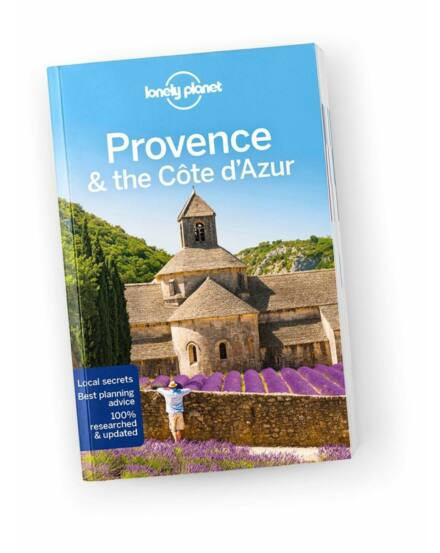 Cartographia  - Provance Cote d'Azure útikönyv Lonely Planet