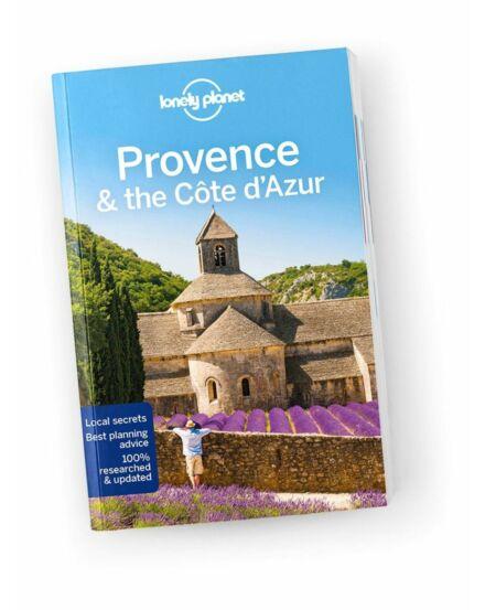 Cartographia  - Provance Cote d'Azure útikönyv Lonely Planet