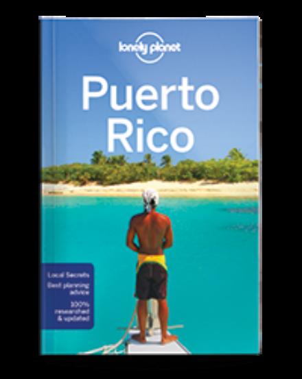 Puerto Rico útikönyv (angol)
