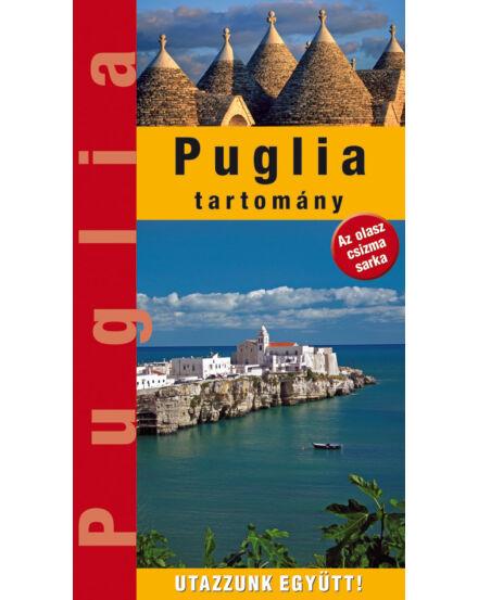 Cartographia  - Puglia tartomány útikönyv