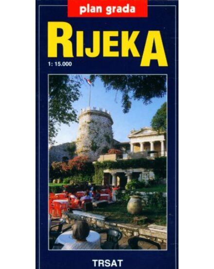 Cartographia  - Rijeka várostérkép