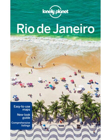 Cartographia  - Rio de Janeiro Make My Day útikönyv (angol) Lonely Planet