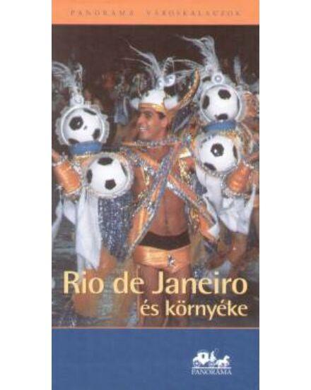Cartographia  - Rio de Janeiro és környéke útikönyv