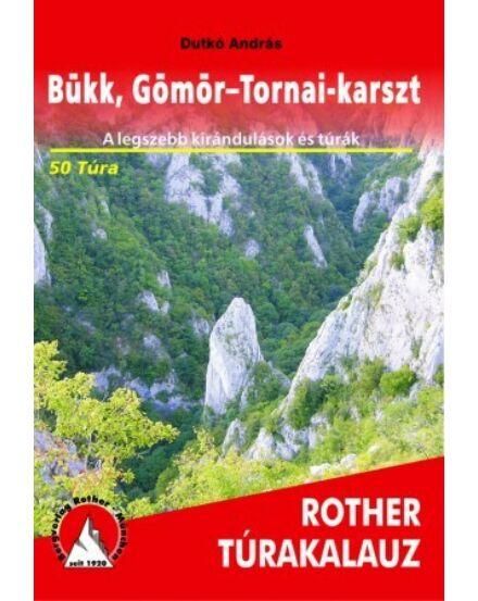 Cartographia  - Bükk,Gömör-Tornai-karszt túrakalauz