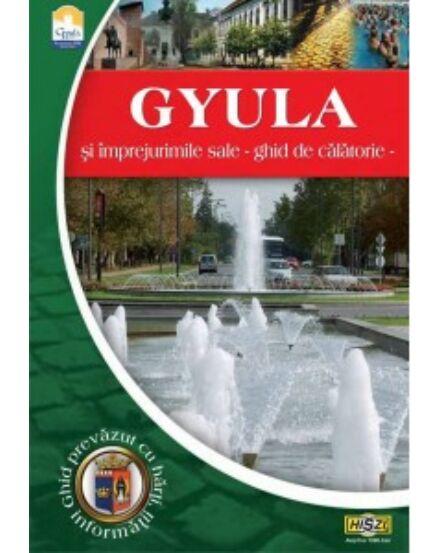 Cartographia  - Gyula útikönyv (román)