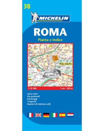Cartographia  - Róma térkép