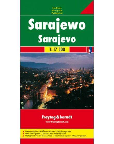 Cartographia  - Sarajevo várostérkép
