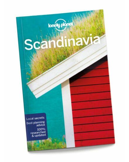 Cartographia  - Skandinávia útikönyv Lonely Planet