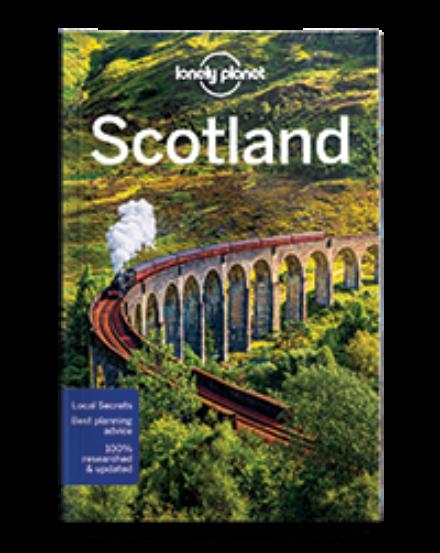 Cartographia  - Skócia útikönyv (angol) Lonely Planet