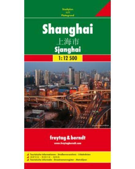 Cartographia  - Shanghai várostérkép
