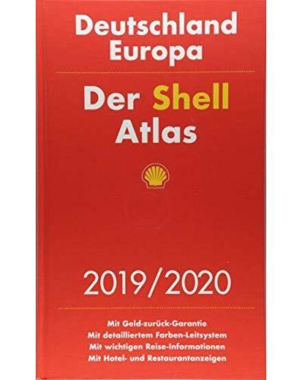 Cartographia  - Németország - Európa Shell atlasz