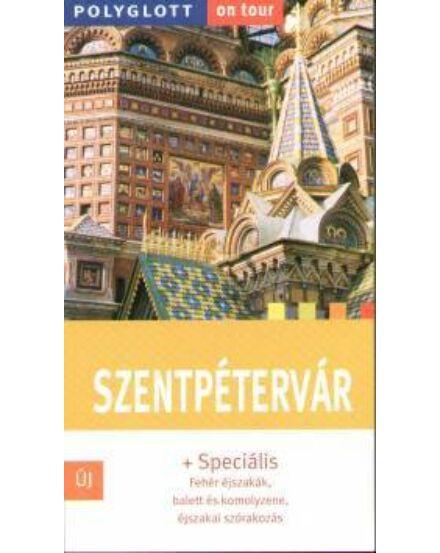Cartographia  - Szentpétervár útikönyv