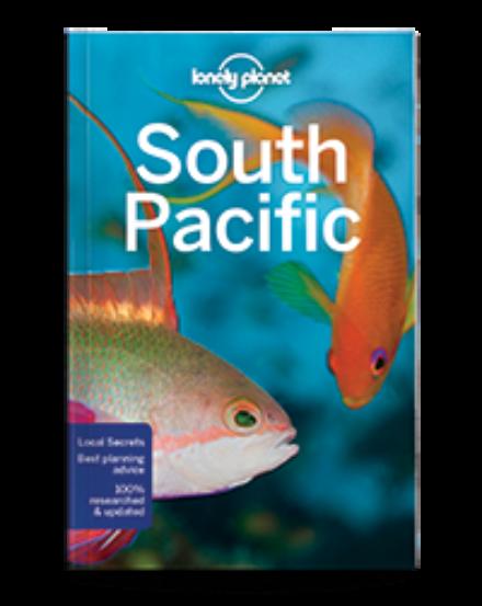 Cartographia  - Dél-Csendes-óceán és Mikronézia útikönyv (angol) Lonely Planet