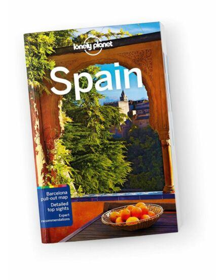 Cartographia  - Spanyolország útikönyv (angol)