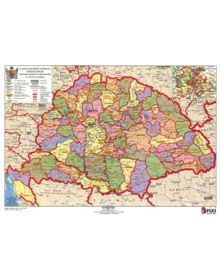 A Magyar Szent korona országai