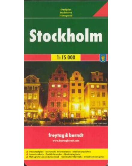 Cartographia  - Stockholm várostérkép