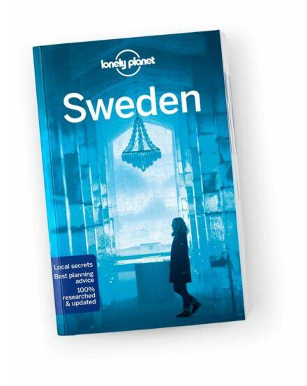 Cartographia  - Svédország útikönyv Lonely Planet