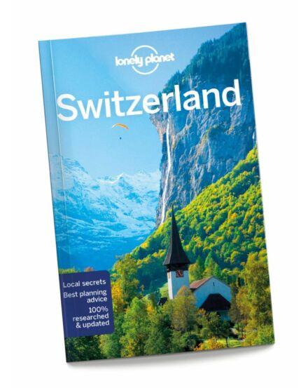 Cartographia  - Svájc útikönyv (angol) Lonely Planet