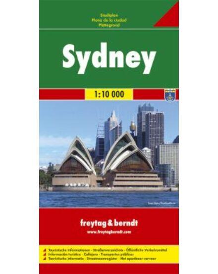 Cartographia  - Sydney várostérkép