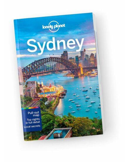 Cartographia  - Sydney útikönyv (angol) Lonely Planet