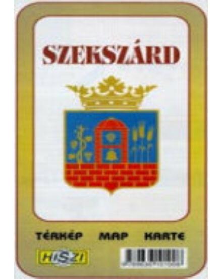 Cartographia  - Szekszárd várostérkép