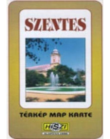 Cartographia  - Szentes-Csongrád várostérkép