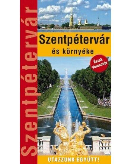 Cartographia  - Szentpétervár és környéke útikönyv (2018)