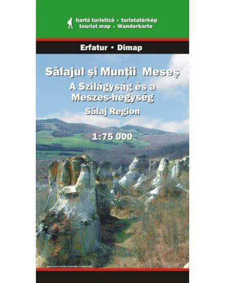 Cartographia  - A Szilágyság és a Meszes-hegység turistatérkép