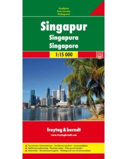 Cartographia  - Szingapúr várostérkép