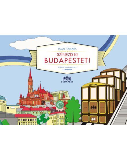 Cartographia  - Színezd ki Budapestet