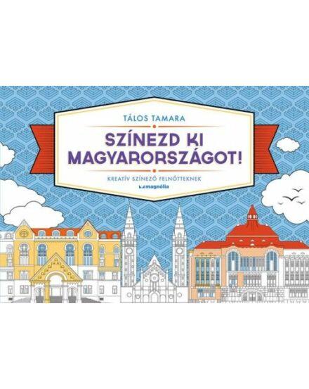 Cartographia  - Színezd ki Magyarországot!