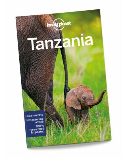 Cartographia  - Tanzánia útikönyv (angol) Lonely Planet