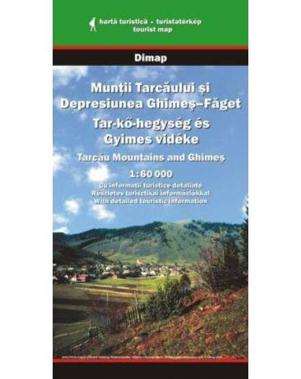 Cartographia  - Tar-kő-hegység és Gyimes vidéke turistatérkép