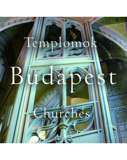 Cartographia  - Templomok Budapest Churches