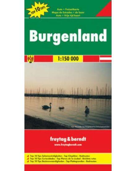 Cartographia  - Burgenland térkép