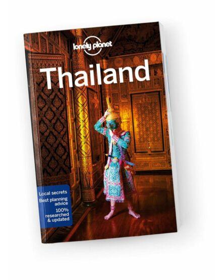 Cartographia  - Thaiföld útikönyv (angol) Lonely Planet