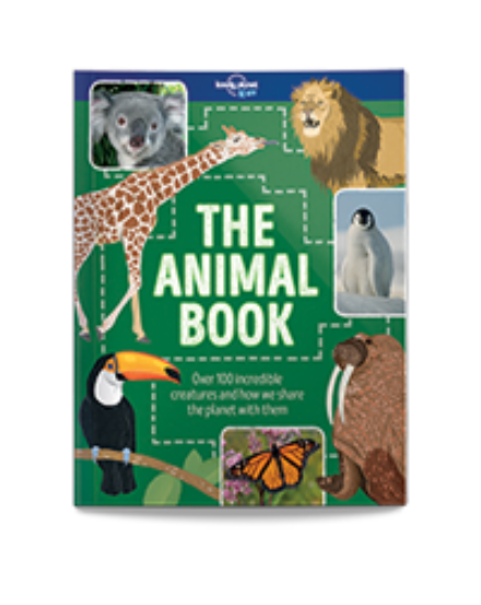 Cartographia  - Állatos könyv