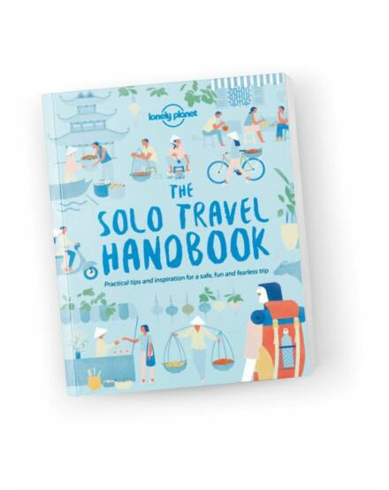 Cartographia  - The Solo Travel Handbook angol Lonely Planet