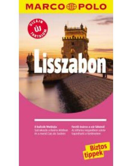 Cartographia  - Lisszabon útikönyv - Marco Polo
