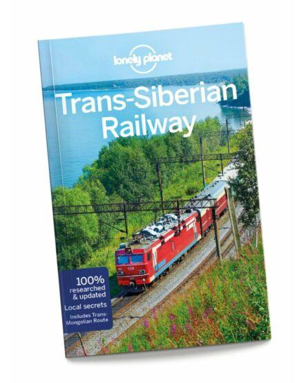 Cartographia  - A Transzszibériai vasútvonal útikönyv (angol)