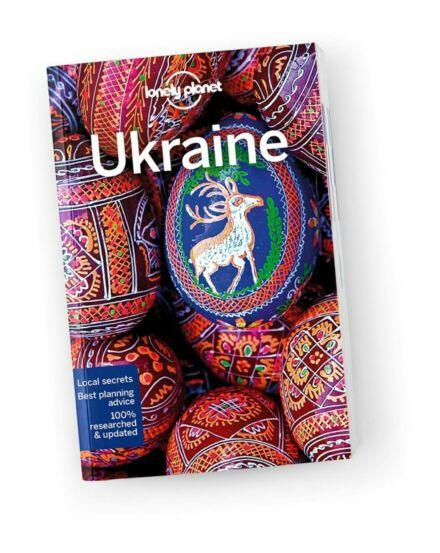 Cartographia  - Ukrajna útikönyv (angol) Lonely Planet