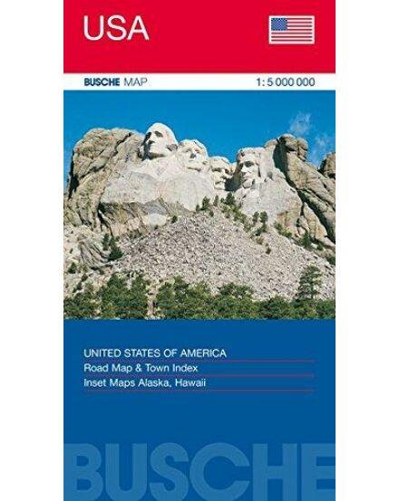 Cartographia  - USA áttekintő térkép